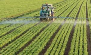 aplicação mecanizada de pesticidas