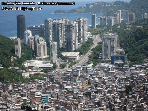 São Conrado e Rocinha