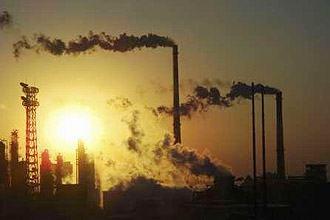 emissões de gases estufa
