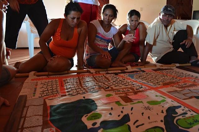 Populações tradicionais e rurais avaliam riscos climáticos em suas comunidades