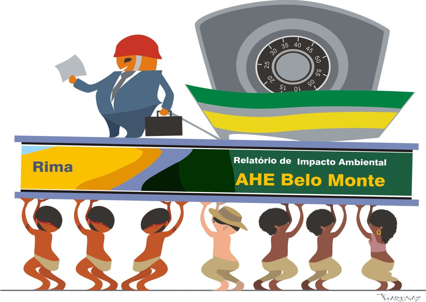 Uma leitura crítica do RIMA – AHE Belo Monte, artigo de Paulo Sanda (2)