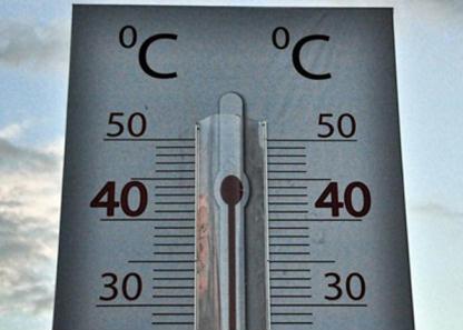 calor de verão