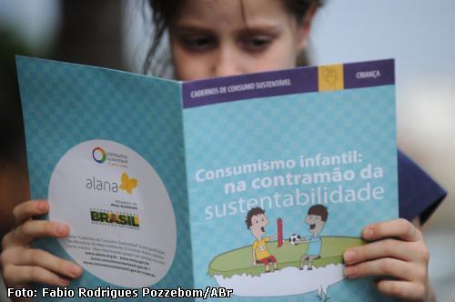 Consumismo infantil e publicidade