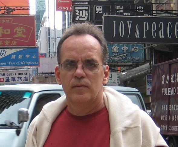 Prof. José Eustáquio Diniz Alves, quando de sua visita a Hong Kong