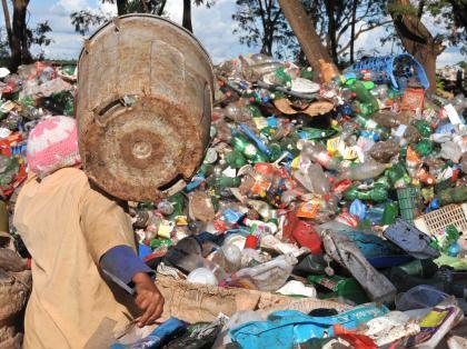 resíduos sólidos: plásticos