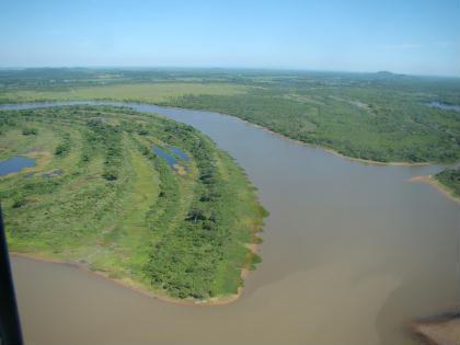 Foto do Pantanal. Fonte Embrapa