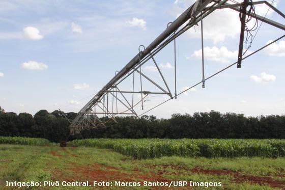 pivô: irrigação