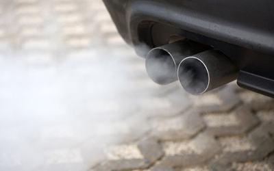 O 1,2-naftoquinona é um dos componentes da poluição resultante da queima de diesel