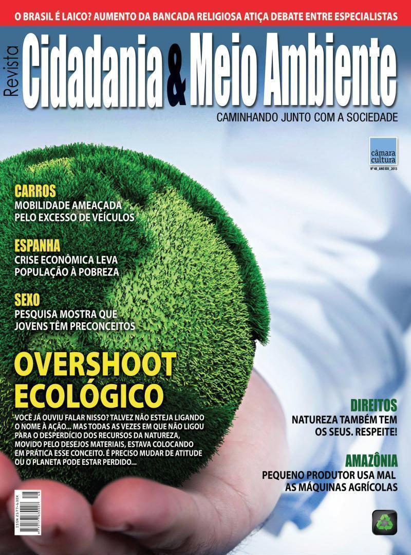 Edição n° 48 da revista Cidadania & Meio Ambiente