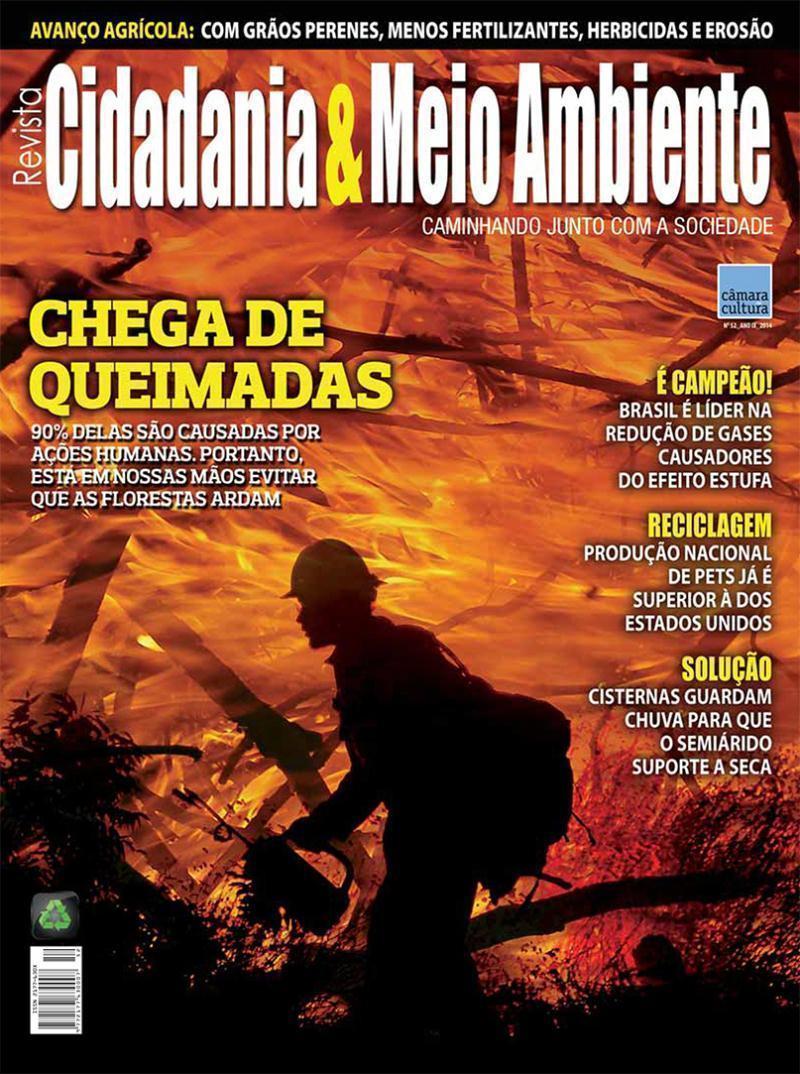 Edição n° 52 da revista Cidadania & Meio Ambiente