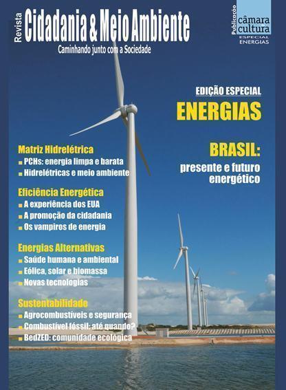 edição Especial ENERGIAS da revista Cidadania & Meio Ambiente