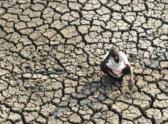 seca / desertificação