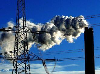 termelétrica a carvão