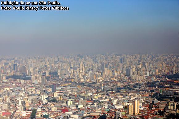 poluição do ar em são paulo