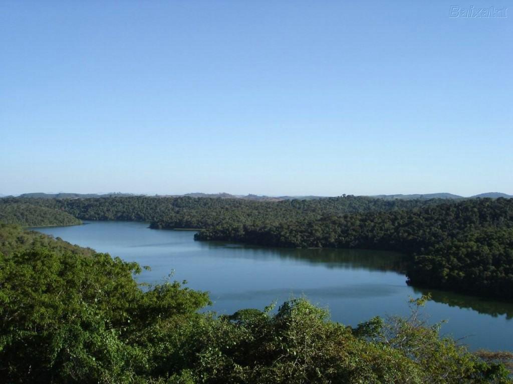 Imagem do Parque Estadual do Rio Doce