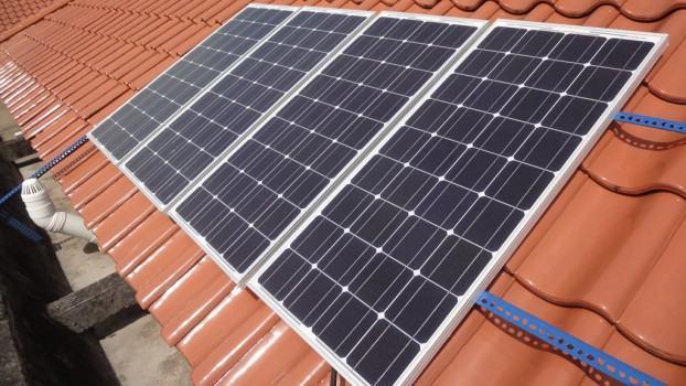 placa solar - energia fotovoltaica