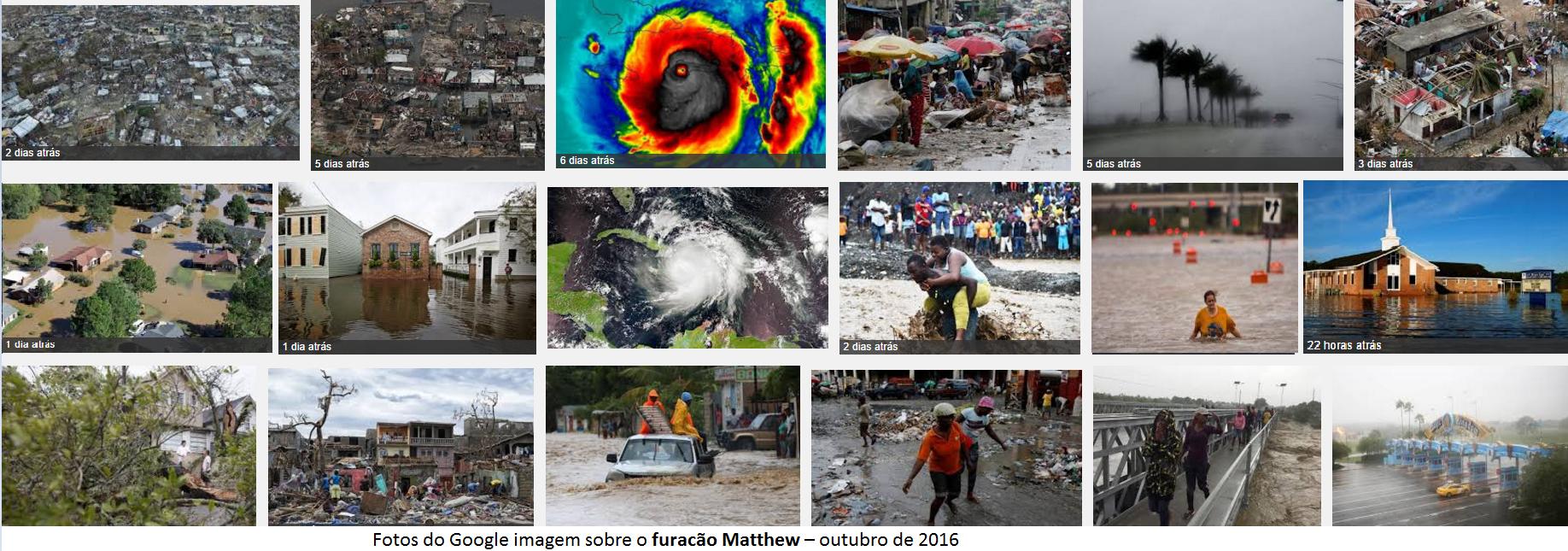 desastres climáticos