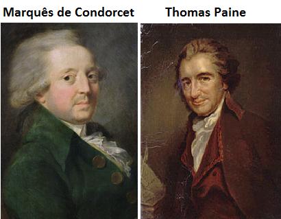 Condorcet e Thomas Paine
