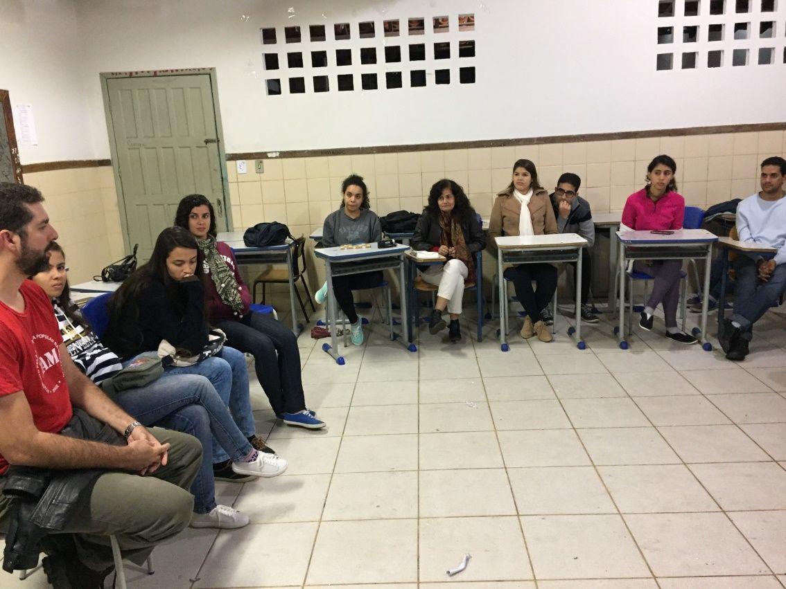 Atenção ao relato sobre o panorama da insegurança em radioproteção e ilegalidades que caracterizam as atividades da INB na Bahia