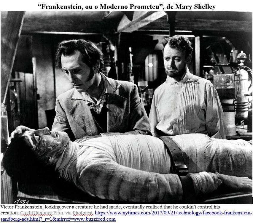 Os 200 anos do livro 'Frankenstein, ou o moderno Prometeu'