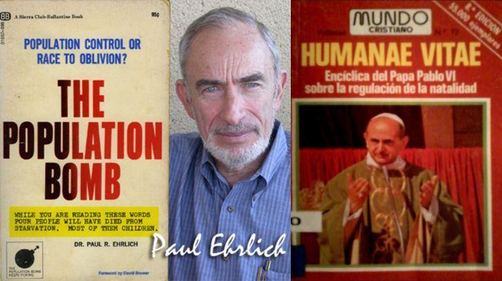 'Bomba Populacional' versus 'Humanae Vitae'