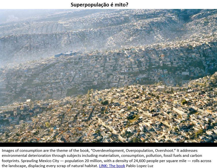 superpopulação é mito?