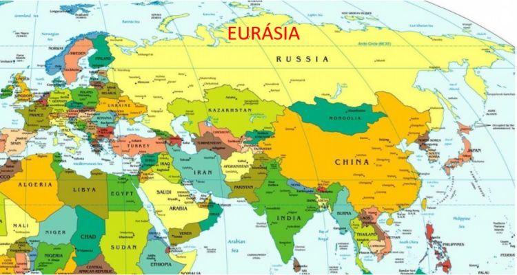 Eurásia