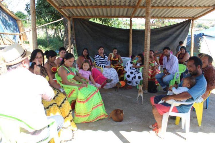 Comunidade Cigana da Lagoa de Santo Antônio, em Pedro Leopoldo, MG