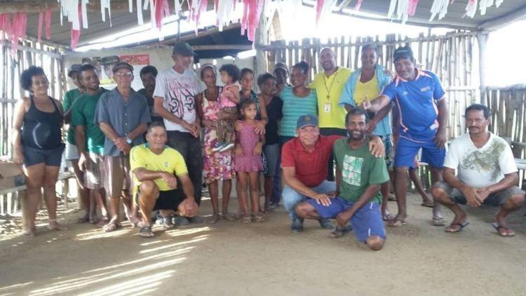 Salto da Divisa - Comunidade Quilombola Braço Forte - 28 6 2018