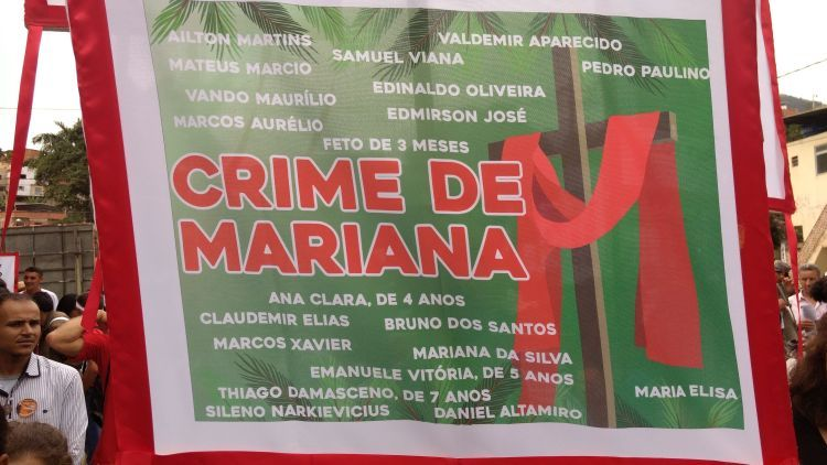 crime de mariana