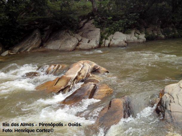 Rio das Almas, Pirenópolis, GO