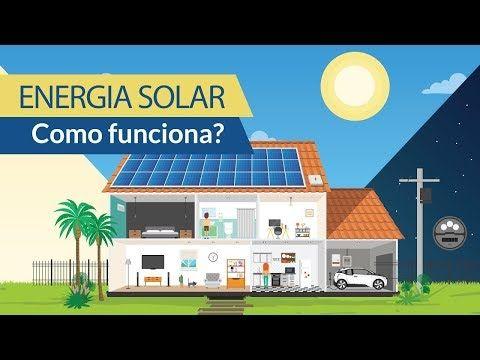 Energia solar. Como funciona?