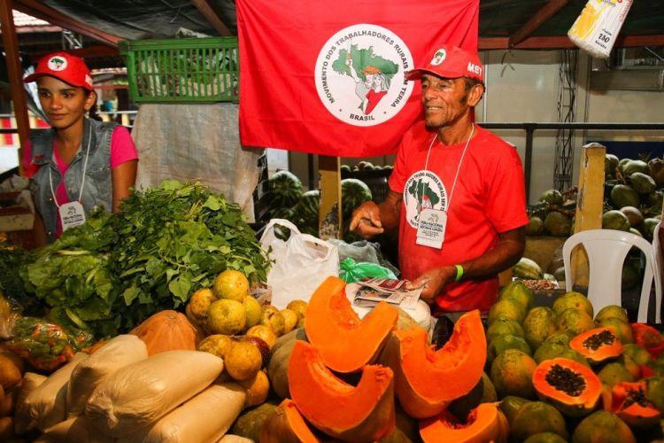 MST e a produção de alimentos orgânicos