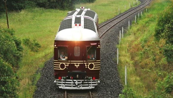 Trem turístico para 240 passageiros será movido a energia solar entre Argentina e Peru