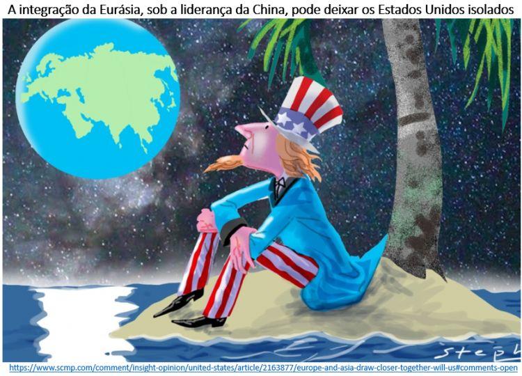 isolamento dos Estados Unidos