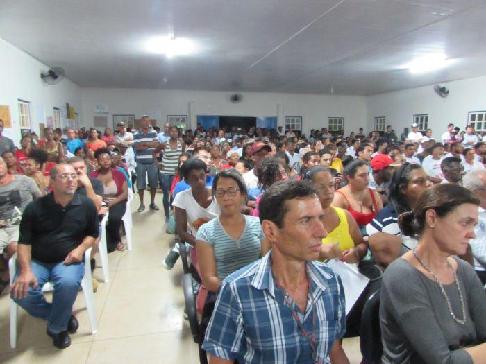 Audiência Pública no Serro, MG, dia 21/5/2019