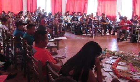 II Encontro Regional de Lideranças Indígenas