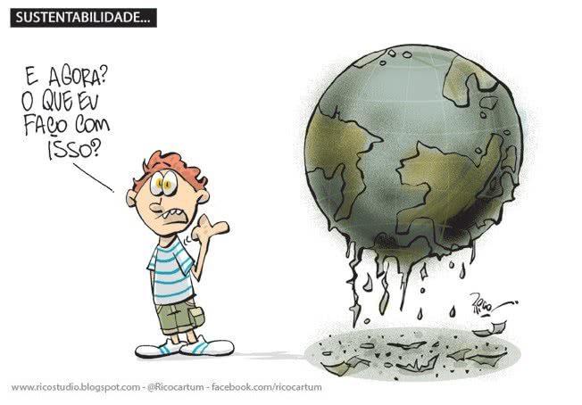futuro insustentável