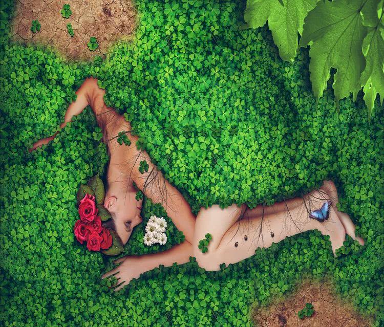 Ecofeminismo é uma fusão entre as causas feministas e ecológicas