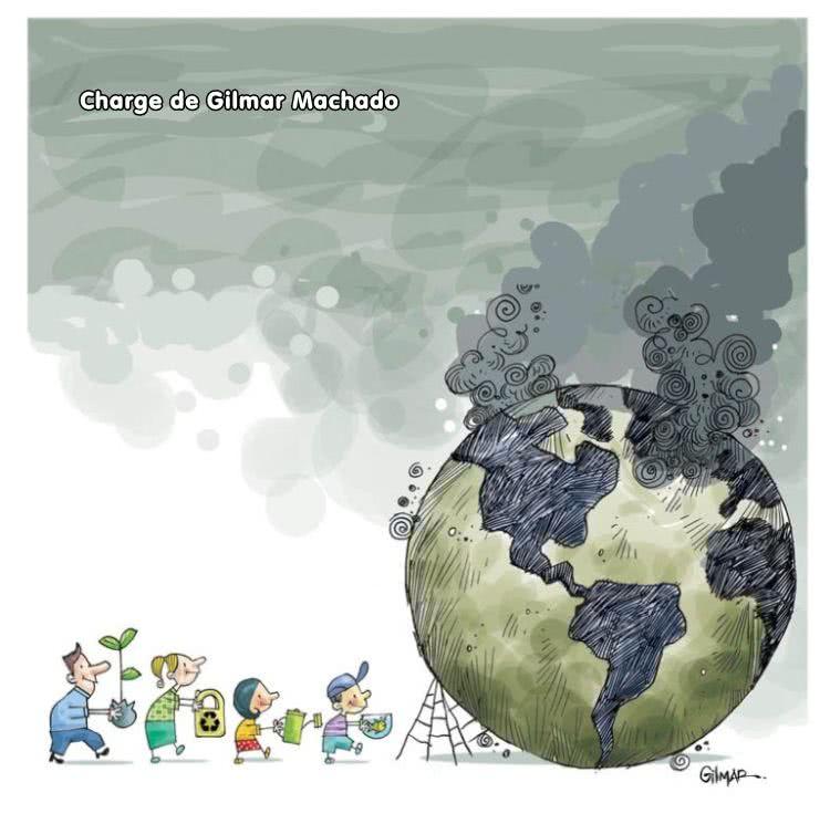 cuidando da Terra