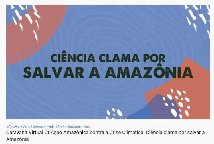 a ciência clama por salvar a Amazônia