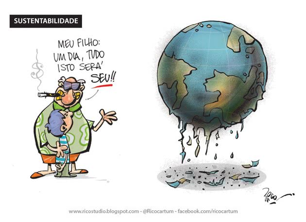 desenvolvimento insustentável