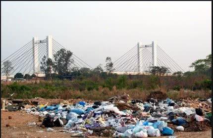 lixo urbano