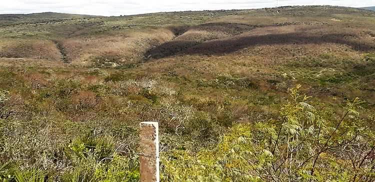 Mineração de ferro, entre Caetité e Pindaí, sepultará mais de 20 nascentes de água