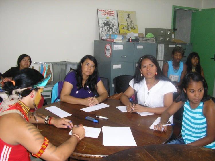 210427 4 oficina de diagnóstico do projeto Índios na cidade rmbh
