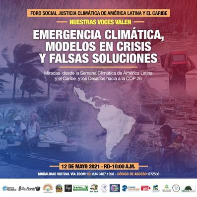 emergência climática modelo em crise