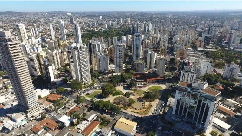 verticalização de forma planejada em grandes centros urbanos