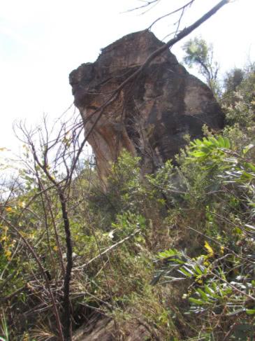 sítio arqueológico cachoeira seca