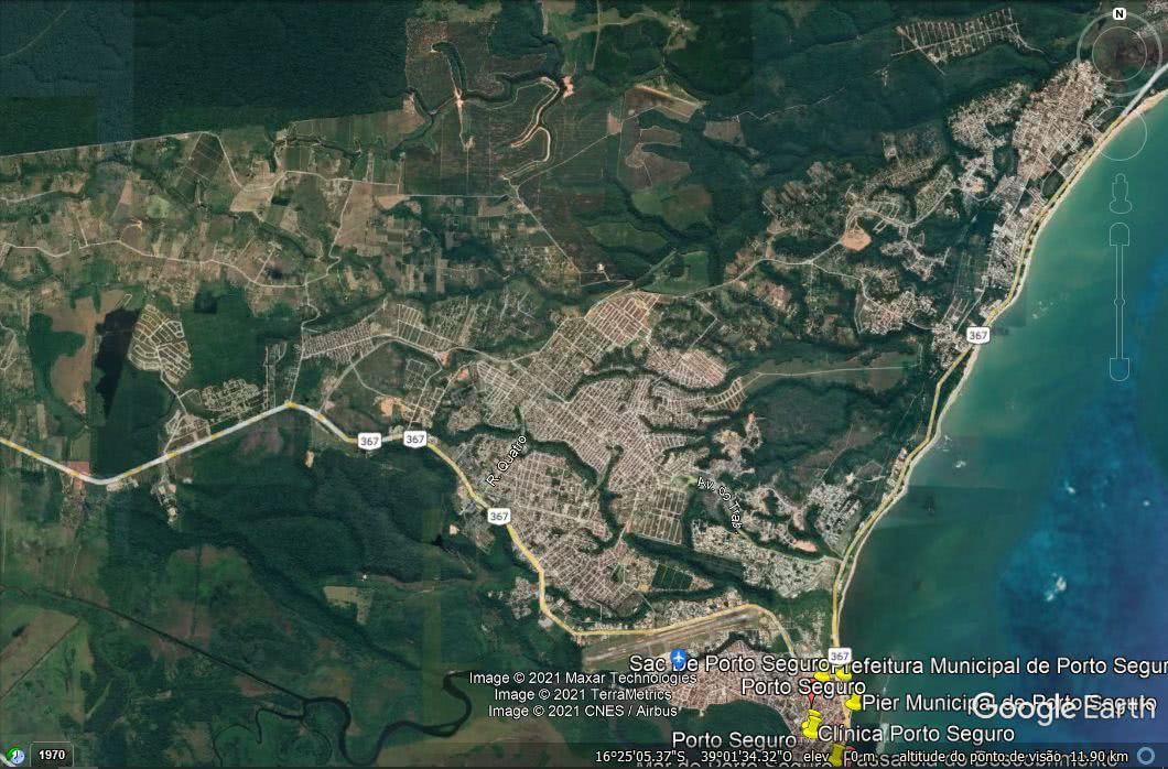 expansão da mancha urbana e a perda de biodiversidade em porto seguro 1
